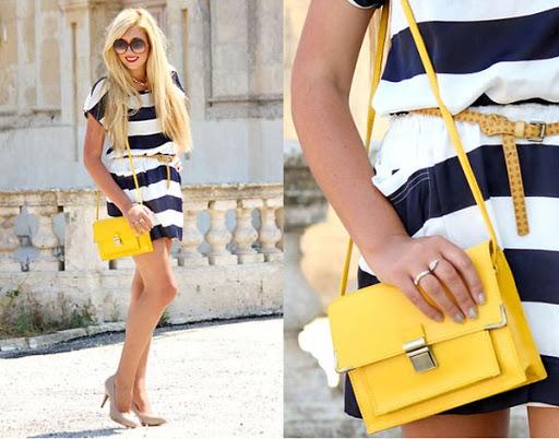 Bật mí Cách chọn túi xách hợp với dáng - Tuyệt chiêu làm đẹp cho các nàng