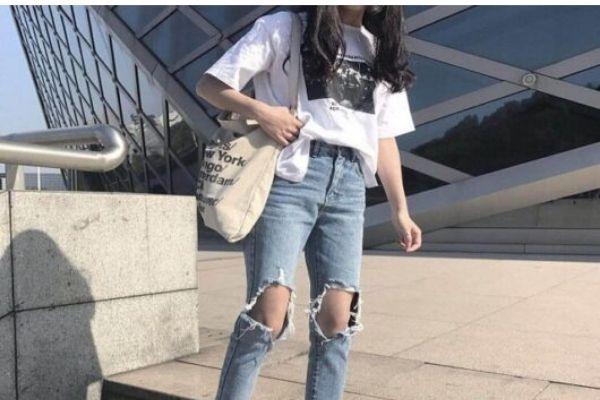 túi vải canvas phong cách Hàn Quốc phong cách cá tính